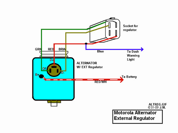 1135428233_G6ds9 M diagrams 626343 external voltage regulator wiring diagram Denso Alternator Wiring Diagram at gsmportal.co