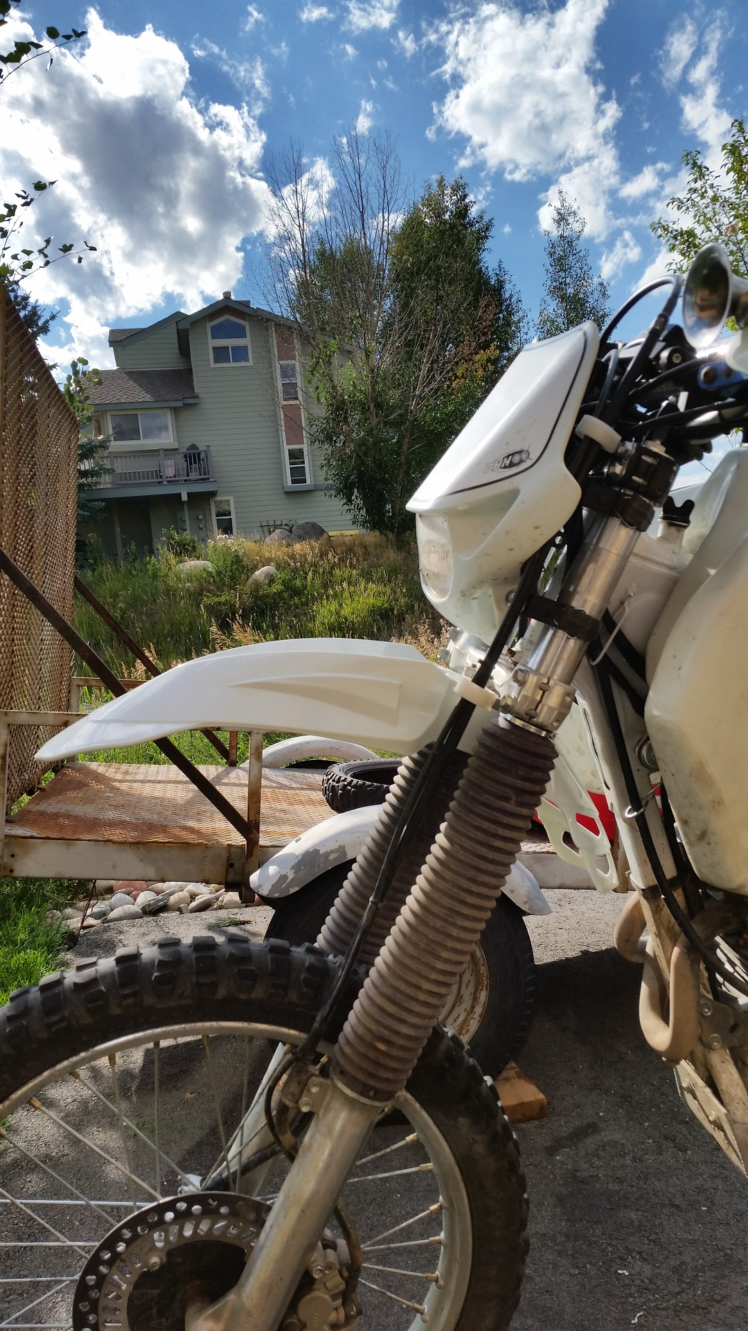 Xr600r Going From Dirt To The Dark Side Thread Nx650 A Simple Wiring Loom Joshua